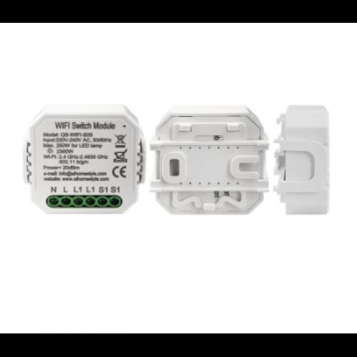 Releu mini 1 canal WiFi Tuya [3]
