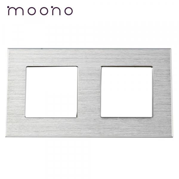 Ramă dublă din aluminiu M2 moono 0