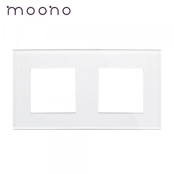 Ramă dublă din sticlă M1 moono