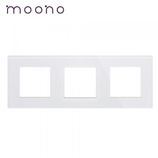 Ramă triplă din sticlă M1 moono 0