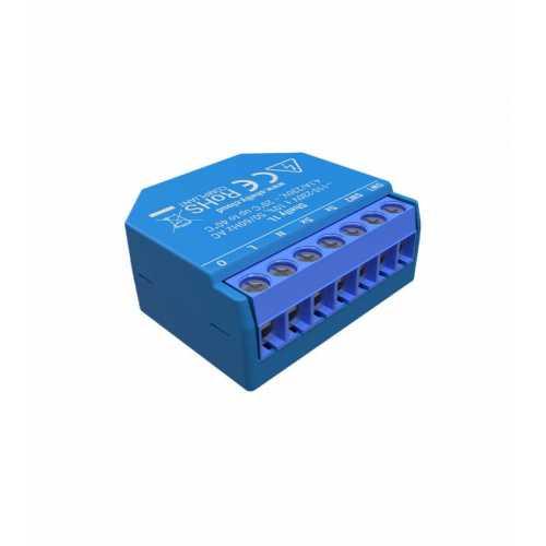 Shelly 1L - releu WiFi inteligent fara NUL [0]