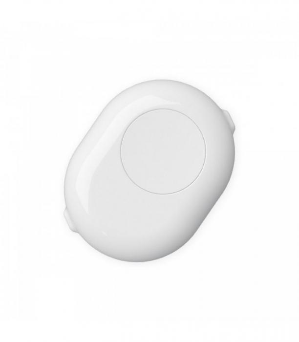 Shelly Button - carcasa cu buton pentru relee Shelly 1, 1PM si Dimmer (alb) [0]