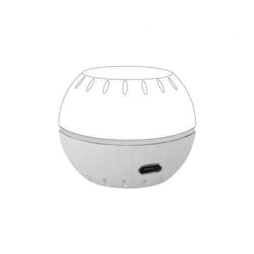 Sursa de alimentare cu USB pentru Shelly H&T - White [0]