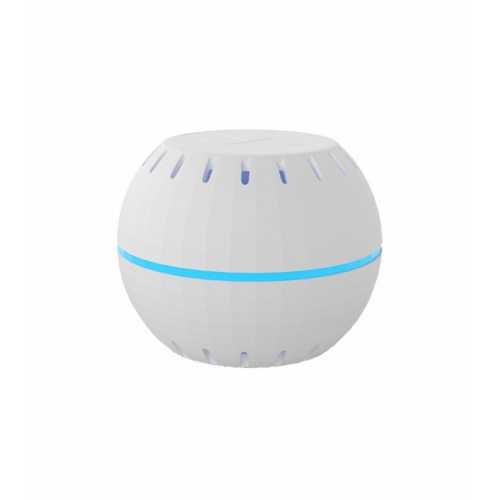 Shelly H&T - senzor temperatura si umiditate WiFi, alb [0]