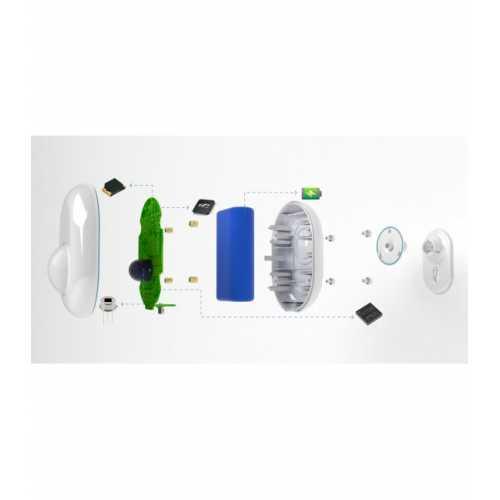 Shelly Motion - senzor de miscare WiFi cu baterie [1]