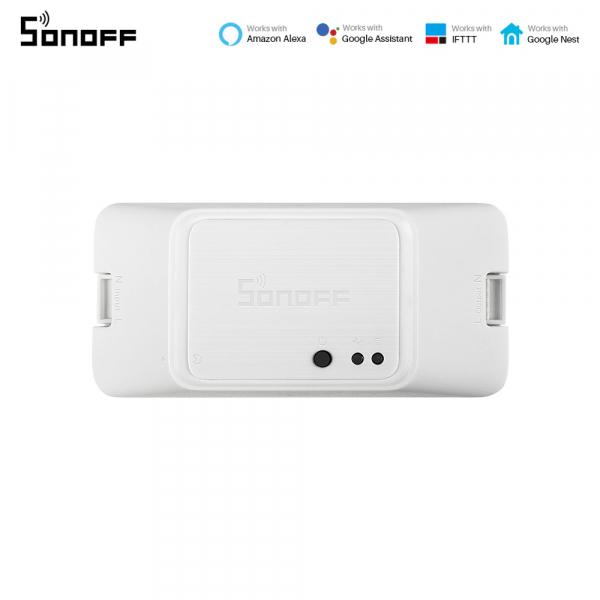 Sonoff RF R3 - switch inteligent DIY 1 canal cu control WiFi si RF 0