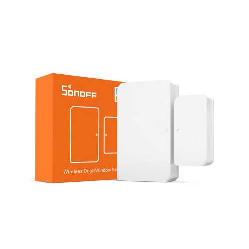SONOFF SNZB-04 - Senzor magnetic pentru usi si ferestre Smart ZigBee [0]