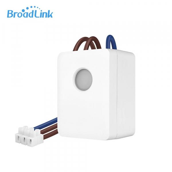 Switch inteligent Broadlink SCB1E cu control WiFi și monitorizare consum 0