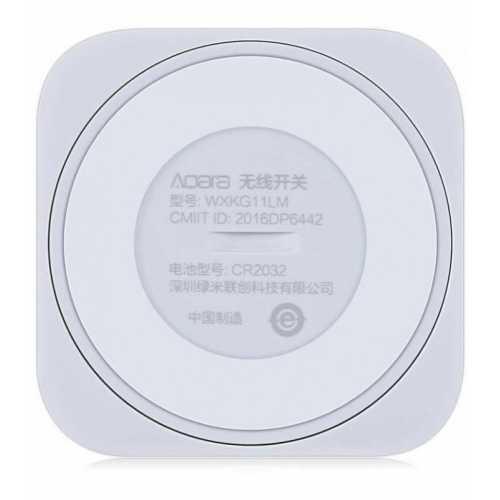 Switch smart mini wireless Zigbee Aqara [3]