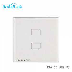 Întrerupător dublu Broadlink0