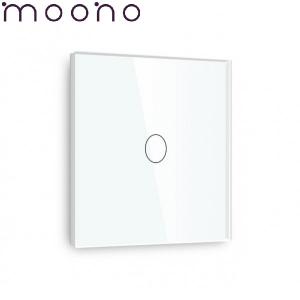 Întrerupător Touch Simplu WIFI+RF Direct - moono1