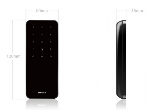 Telecomandă Touch Livolo - 27 circuite2
