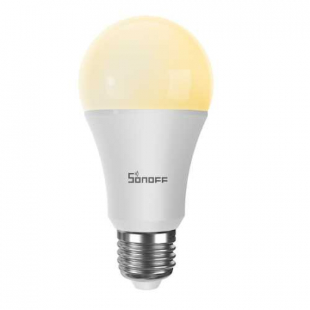 Bec LED CCT smart WiFi A60 Sonoff [1]