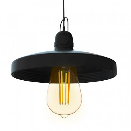Bec LED CCT smart WiFi cu filament ST64 Sonoff [3]