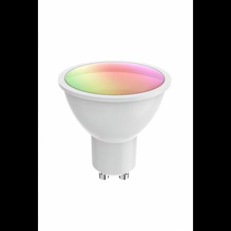 Bec Spot LED Smart WiFi GU10 RGB+CCT WOOX [1]