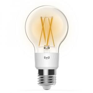 Bec LED Smart Xiaomi Yeelight WiFi Vintage cu filament si intensitate reglabila1