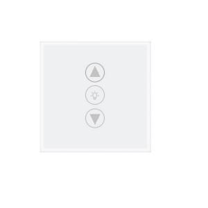 Întrerupător touch WiFi cu dimmer/ variator moono0
