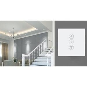 Întrerupător touch WiFi cu dimmer/ variator moono1