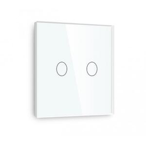 Întrerupător touch dublu WiFi - moono1