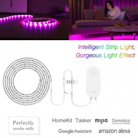KIT Banda LED smart Yeelight 1S EU, model 2020, HomeKit, SmartThings, Razer Chroma, 2m [1]