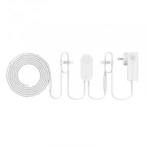 KIT Bandă LED Smart RGB Xiaomi Yeelight Lightstrip Plus V2, 2m2
