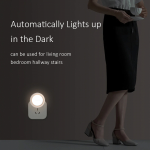 Lampa de veghe plug-in Xiaomi Yeelight cu senzor4