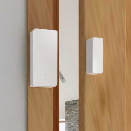 Senzor magnetic usi si ferestre Smart WiFi Sonoff DW2 [3]