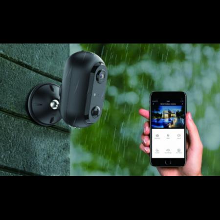 Camera smart wireless pentru exterior WiFi WOOX [2]