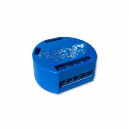 Shelly 1 - releu 1 canal 16A WiFi DIY [0]