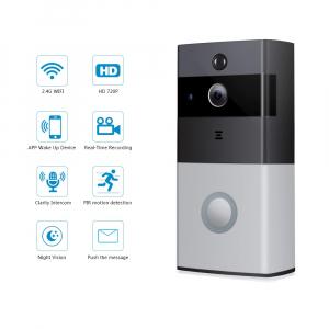 Sonerie Smart WiFi cu cameră video Smart Life0