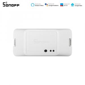 Sonoff RF R3 - switch inteligent DIY 1 canal cu control WiFi si RF0