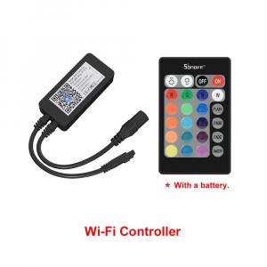 Sonoff L1 - Bandă LED Smart RGB dimmer 5m [4]