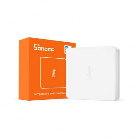SONOFF SNZB-02 - Senzor temperatura si umiditate Smart ZigBee [0]