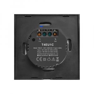 Sonoff T4EU1C - Întrerupător Touch simplu cu control WiFi fără Nul2
