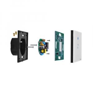 Sonoff T4EU1C - Întrerupător Touch simplu cu control WiFi fără Nul3