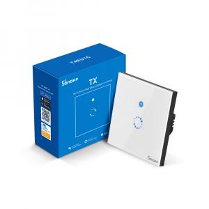 Sonoff T4EU1C - Întrerupător Touch simplu cu control WiFi fără Nul4