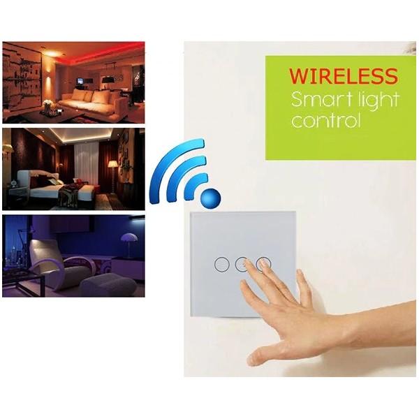 Întrerupător Wireless Simplu moono - tip telecomandă