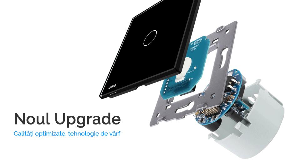 upgrade intrerupatoare livolo