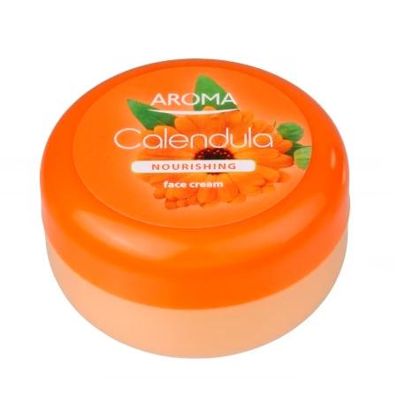 Crema de fata AROMA CALENDULA - 75 ml 0