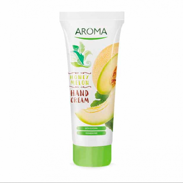 Crema de maini AROMA HONEY MELON - 75 ml 0