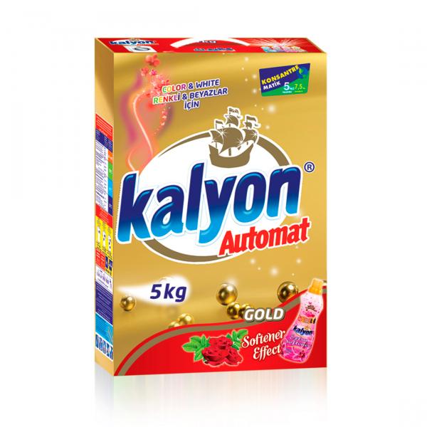 Detergent automat Kalyon Gold Color&White 5 Kg Box [0]