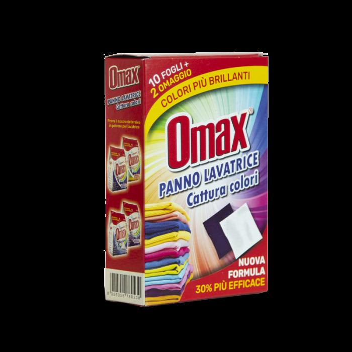 Laveta Captare Culori OMAX 10+2 buc [0]
