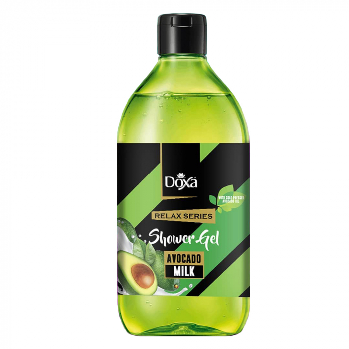 Gel de dus DOXA Relax Series Avocado&Milk 400ml [0]