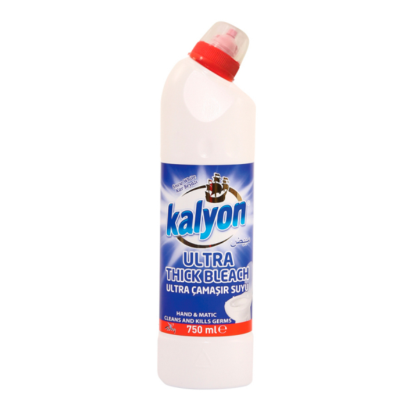 Gel Inalbitor WC KALYON Snow White 750ml 0