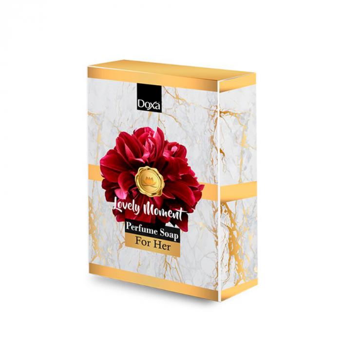 Săpun solid DOXA PREMIUM Parfume Lovely Moments 100 gr [0]
