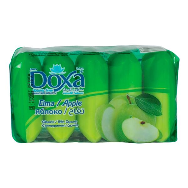 Sapun de toaleta Doxa Ecopack -Apple 5 x 60 g [0]