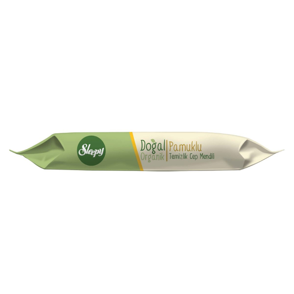 Servetele umede de buzunar SLEEPY Organic 15buc 1