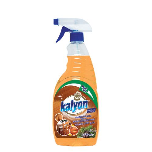 Solutie curatare mobilier KALYON Spray Pine 750ml 0