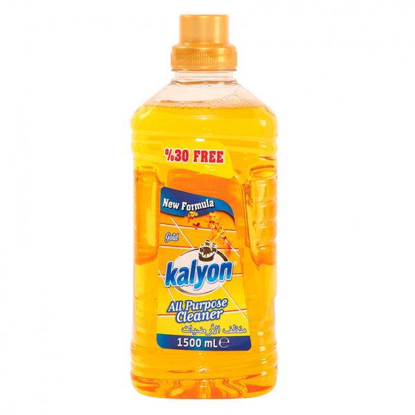 Solutie curatare pardoseala KALYON Gold 1,5L 0