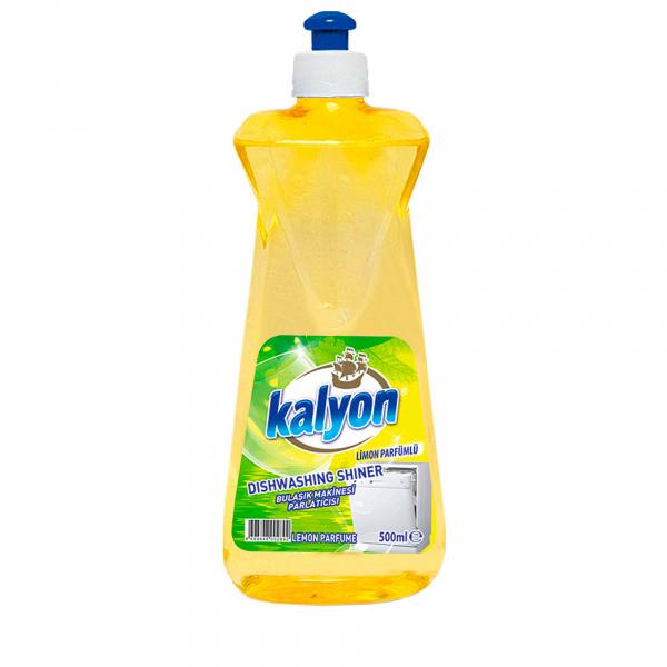 Solutie de clatire pentru masina de spalat vase KALYON Stralucire Lamie 500ml 0